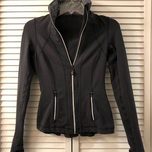 2a7c1dd2f0 lululemon athletica Jackets & Coats - 🌟 RARE Lululemon Yogi Dance Ruffle Jacket  Size 2